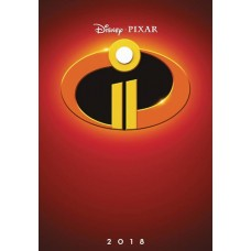 DISNEY PIXAR INCREDIBLES 2 HEROES AT HOME HC