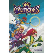 MYSTICONS GN VOL 01
