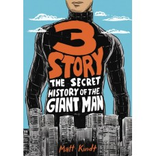 3 STORY SECRET HISTORY OF GIANT MAN EXPANDED GN