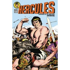 HERCULES ADVENTURES OF MAN GOD ARCHIVE HC
