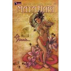 MATA HARI #5 (OF 5) (MR)