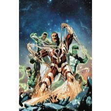 HAL JORDAN AND THE GREEN LANTERN CORPS #46