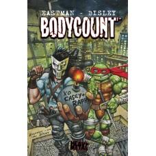 TMNT BODYCOUNT HC (MR)