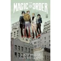 MAGIC ORDER #1 (OF 6) CVR A COIPEL (MR)
