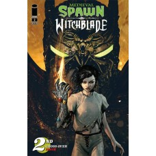 MEDIEVAL SPAWN WITCHBLADE #2 (OF 4)