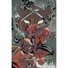 WAKANDA FOREVER AMAZING SPIDER-MAN #1 (OF 3)