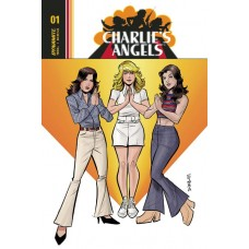 CHARLIES ANGELS #1 CVR C EISMA CHARACTER DESIGN
