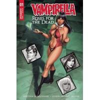 VAMPIRELLA ROSES FOR DEAD #1 (OF 5) CVR A LINSNER (MR)