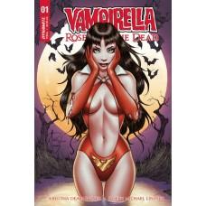 VAMPIRELLA ROSES FOR DEAD #1 (OF 5) CVR B TUCCI (MR)