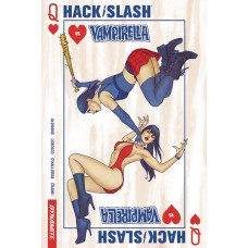 HACK SLASH VS VAMPIRELLA TP