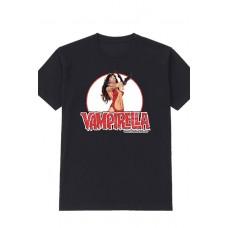 VAMPIRELLA WOMENS T/S SM
