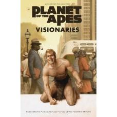 PLANET OF APES VISIONARIES ROD SERLING ORIGINAL HC