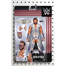 WWE #18 RICHES ACTION FIGURE VARIANT