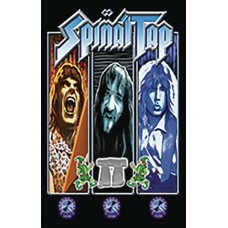 ROCK & ROLL BIOGRAPHIES SPINAL TAP