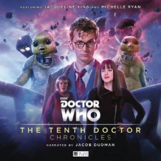 DOCTOR WHO 10TH DOCTOR CHRONICLES AUDIO CD