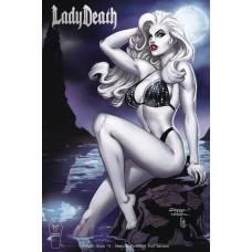 LADY DEATH UNHOLY RUIN #2 DODSON PREM FOIL ED (MR)