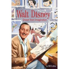 WALT DISNEY DRAWN FROM IMAGINATION
