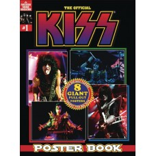 OFFICIAL KISS POSTER BOOK #1