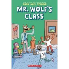 MR WOLFS CLASS GN VOL 01