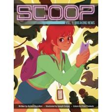 SCOOP GN VOL 01 COOPER VARIANT CVR