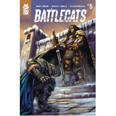 BATTLECATS #5 (OF 5)