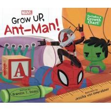 GROW UP ANT-MAN HC