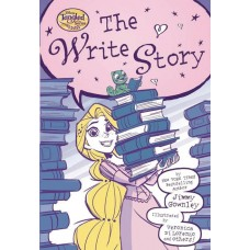 DISNEY TANGLED THE SERIES GN VOL 02 WRITE STORY