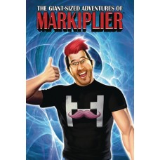 GIANT SIZED ADVENTURES OF MARKIPLIER PREMIUM ED