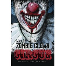 MADE UP ZOMBIE CLOWN CIRCUS GN (MR)