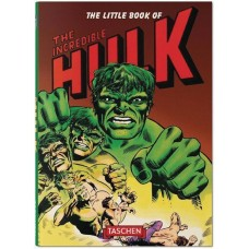 LITTLE BOOK OF HULK FLEXICOVER