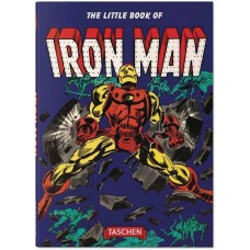 LITTLE BOOK OF IRON MAN FLEXICOVER