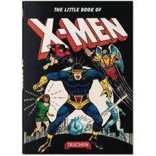 LITTLE BOOK OF X-MEN FLEXICOVER