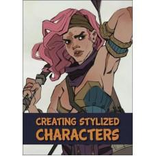 CREATING STYLIZED CHARACTERS HC