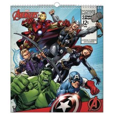 MARVELS AVENGERS SPECIAL ED 2019 WALL CALENDAR