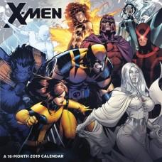 X-MEN 2019 WALL CALENDAR