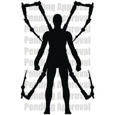 MARVEL SELECT AVENGERS 3 IRON SPIDER-MAN AF