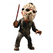 FRIDAY THE 13TH JASON VOORHEES 6IN DELUXE STYLIZED ROTO FIG