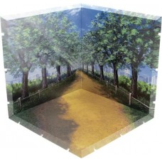 DIORAMANSION 150 TREE LINED PATH FIGURE DIORAMA