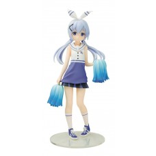 IS THE ORDER A RABBIT CHINO 1/7 PVC FIG CHEERLEADER VER