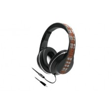 STAR WARS CHEWBACCA PLUSH HEADPHONES