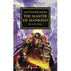 WARHAMMER HORUS HERESY MASTER MANKIND PROSE NOVEL SC