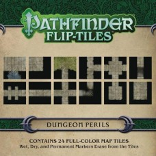 PATHFINDER FLIP TILES DUNGEON PERILS EXP