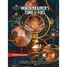 D&D RPG MORDENKAINENS TOME OF FOES HC