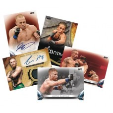 TOPPS 2018 UFC KNOCKOUT T/C BOX