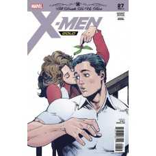 X-MEN GOLD #27 2ND PRINTING MARQUEZ VAR