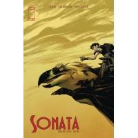 SONATA #1 CVR A HABERLIN & VAN DYKE (MR)