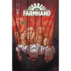 FARMHAND #9 (MR)