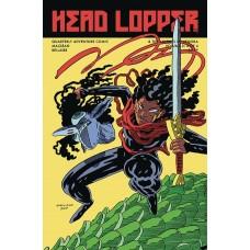 HEAD LOPPER #12 CVR A MACLEAN