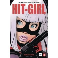 HIT-GIRL SEASON TWO #5 CVR A PARLOV (MR)