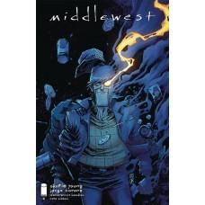 MIDDLEWEST #8 (MR)